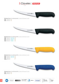 professional knives butcher BUTCHER KNIVES BONE