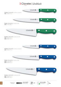 professional knives cook KITCHEN KNIVES UNIBLOCK