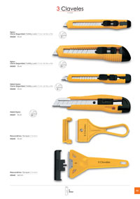 ciseaux differentes applications CUTTERS