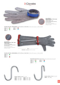 kitchen utensils various utensils ANTI CUT GLOVES AND HOOKS