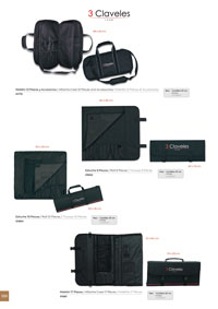 professional knives blankets and bags PROFESSIONAL BRIEFCASES