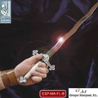 swords MASONIC FLAMING SWORD