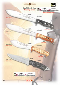 hunting knives hunting knives AITOR KNIFE SURVIVAL 21 OUTLET