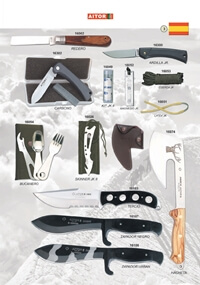 AITOR HUNTING KNIVES