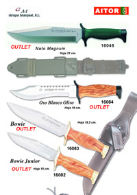 OUTLET NATO OSO BOWIE