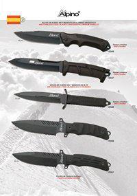 ALPINO MILITARY KNIVES 1