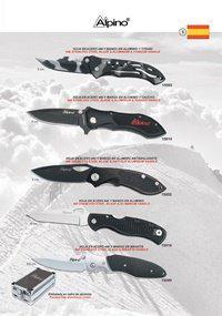ALPINO MILITARY KNIVES