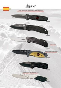 ALPINO TACTICAL POCKET KNIVES ALPINO 2