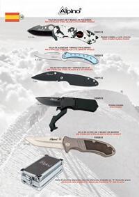 ALPINO TACTICAL POCKET KNIVES ALPINO 6