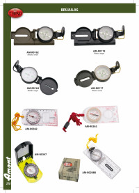 camping and survival  COMPASSES