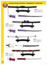 armas replicas antigas KATANAS 10