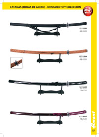 swords katanas KATANAS