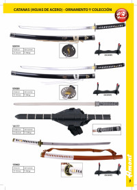 armas replicas antigas KATANAS 3
