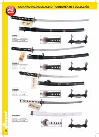 armas replicas antigas KATANAS 4