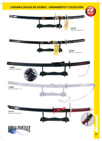 armas replicas antigas KATANAS 5