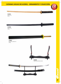 armas replicas antigas KATANAS 7
