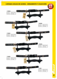 armas replicas antigas KATANAS 9