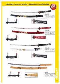 armas replicas antigas KATANAS
