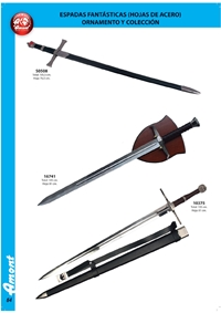 AMONT FANTASTIC SWORDS