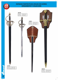 AMONT FANTASY SWORDS