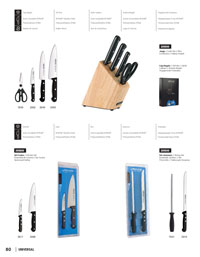 ARCOS KNIVES SET UNIVERSAL