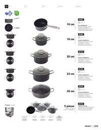 kitchen-utensils saucepans SAUCEPANS ENDURA