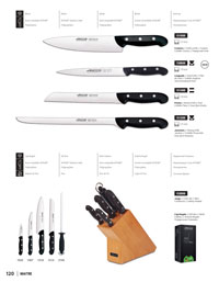 KITCHEN KNIVES MAITRE