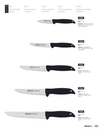 KITCHEN KNIVES MENORCA 1
