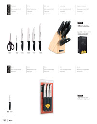 KITCHEN KNIVES NIZA