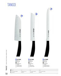 professional knives cook CHEF KNIVES TANGO