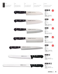 ARCOS JAPANESE KNIVES