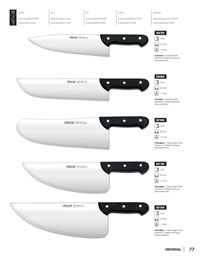 professional knives fishmonger PROFESSIONAL KNIVES UNIVERSAL