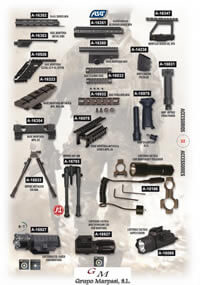 AIRSOFT ACCESSORIES ASG