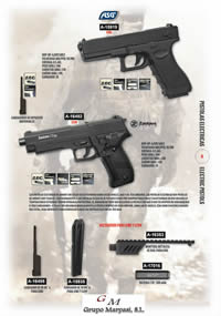 AIRSOFT ELECTRIC PISTOLS ASG