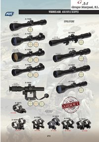 airsoft accessories AIRSOFT RIFLESCOPES AND MOUNTS ASG