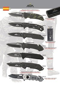 ATK TACTICAL POCKET KNIVES ATK 04