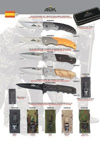 ATK TACTICAL POCKET KNIVES ATK 09