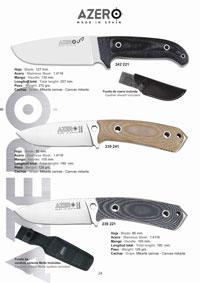 AZERO SURVIVAL KNIFE
