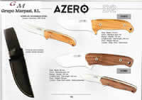 AZERO HUNTING KNIVES