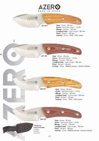 AZERO HUNTING KNIVES