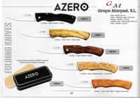AZERO FOLDING KNIVES CRAFT