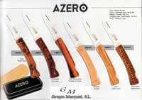 AZERO FOLDING KNIVES CRAFT