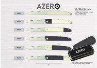 AZERO HAND CRAFTED FOLDING KNIVES AZERO JUMA