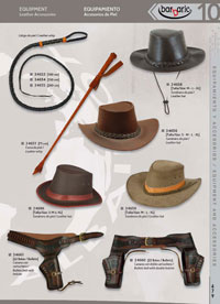 hunting and observation  LEATHER ACCESSORIES BARBARIC