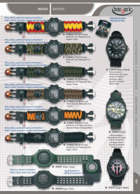 objects personal watches BARBARIC WATCHES