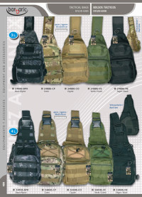 camping and survival  BAGS AND BACKPACK BARBARIC