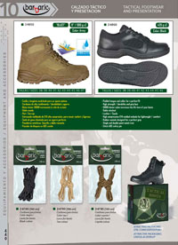 objects personal  TACTICAL FOOTWEAR BARBARIC