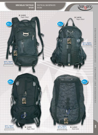 BARBARIC TACTICAL BACKPACKS AND WATERPROOF BAG