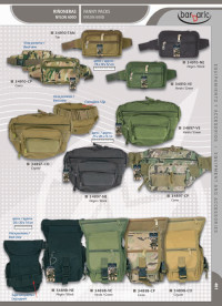 camping and survival soulder bags ASSORTED FANNY PACKS