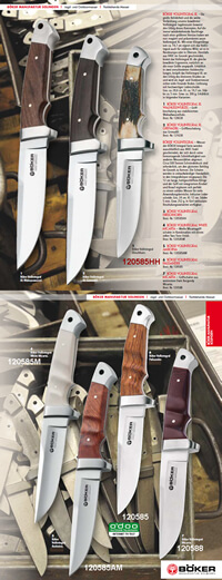 BOKER KNIVES HUNTING